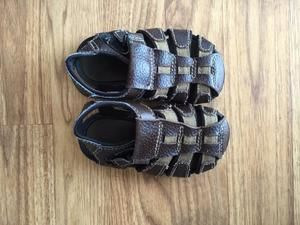Other - Smart fit sandals genuine leather & skid resistant
