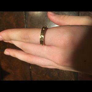 Jcrew gold ring