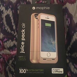Accessories - Mophie for iPhone 5 and 5s