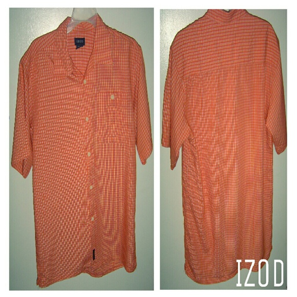 Izod Hp 3 27 Men 39 S Short Sleeve Button Down From K 39 S