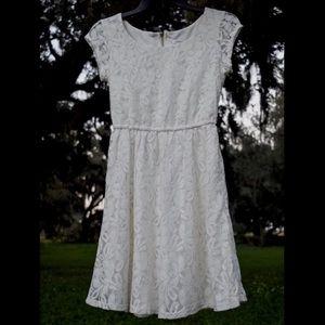 Xhilaration Lace Dress