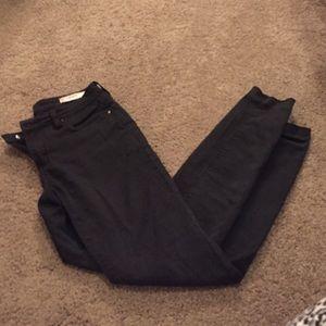 Blank NYC Pants - BLANKNYC plain black pants