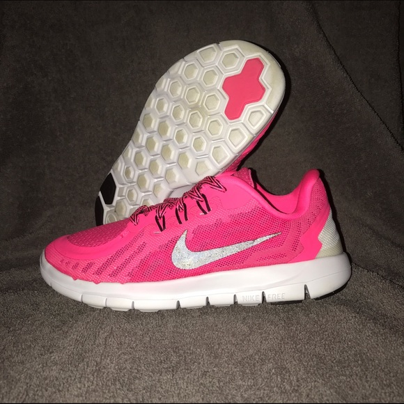 99a20fb37480 Girls Preschool Nike Free 5.0 Size 1.5y. M 580589e62de5123dbc0173e8