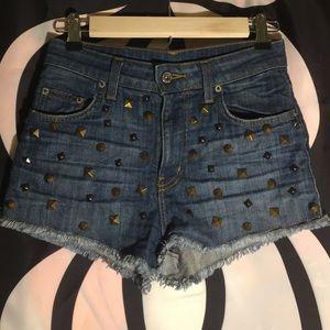 Carmar Pants - Carmar Premium Denim Shorts bought at LF La Jolla.