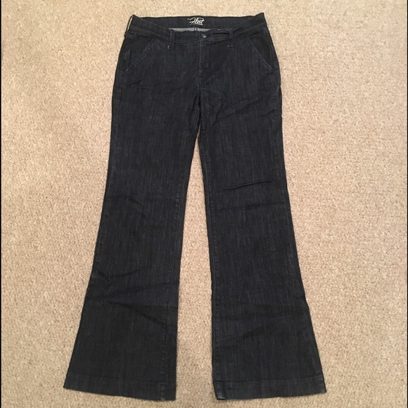 65% off Old Navy Denim - Old Navy Wide Leg Jeans 8 Long from ...