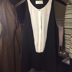 A.L.C. Tops - Black and white A.L.C blouse