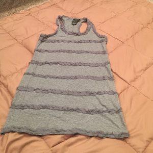 Dresses & Skirts - Grey mini dress