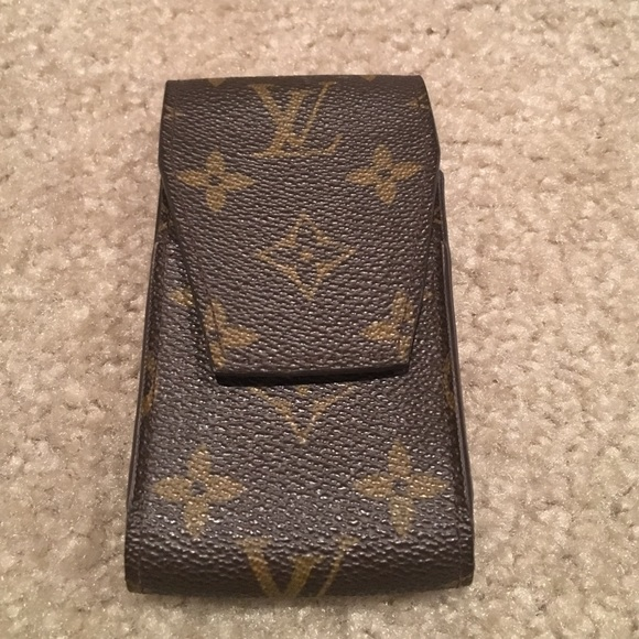 3a51e886278 Louis Vuitton Accessories - 100% authentic Louis Vuitton cigarette case