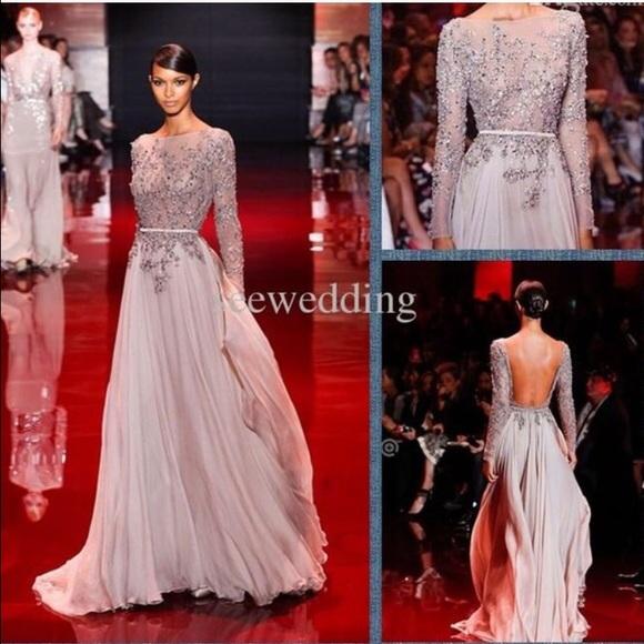 Elie Saab Inspired Dresses