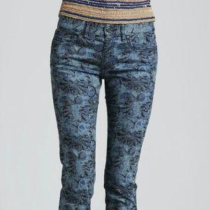 TORY BURCH Ivy Rose Skinny Jeans - SZ 25