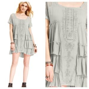 CORAL Free People dress