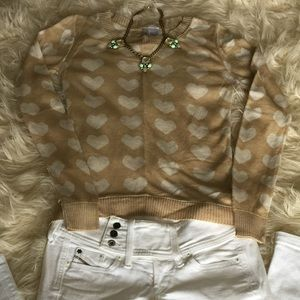Absolutely Sweaters - High-low top sweater