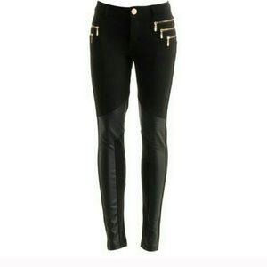 Fashionomics Pants - So haute and HOT moto pants😎