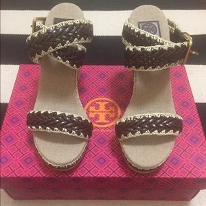 Tory Burch Lilah Espadrille Wedge