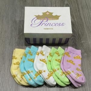 Trumpette Other - NIB 5pr TRUMPETTE Princess socks