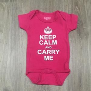 Sara Kety Other - SARA KETY Keep Calm onesie