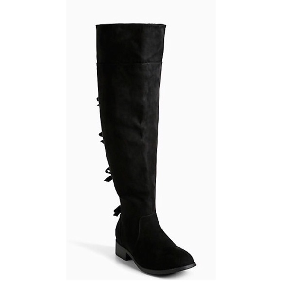 20% off torrid Shoes - torrid over the knee boots (wide calf, wide ...