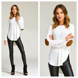 Tops - Loose fit long sleeve top