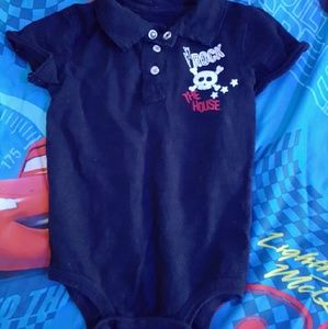 Amy Coe Other - 👕 Born to Rock Gear - Onesie/Pants Set: 18 mo