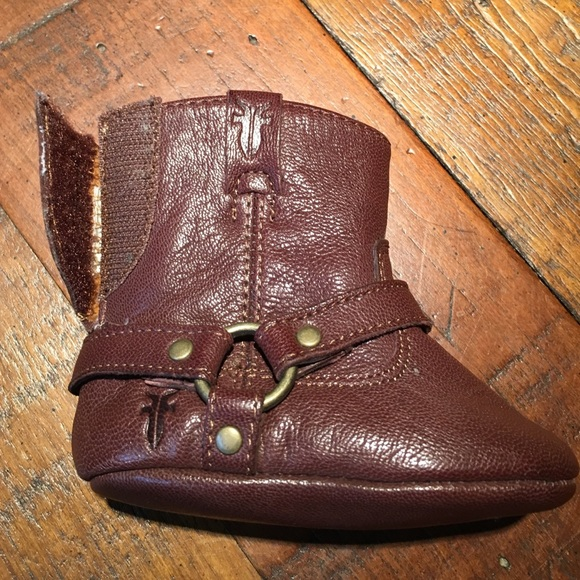 Frye Other Small Baby Harness Booties