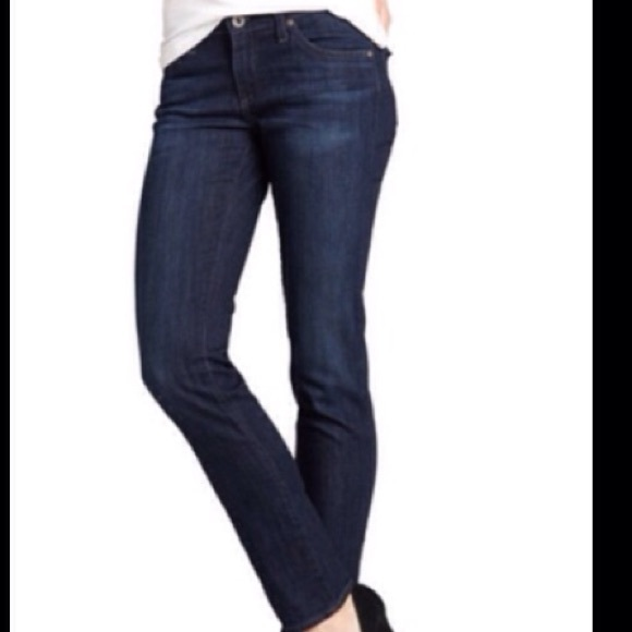 31fa861d5358b Jennifer Lopez Denim - Jennifer Lopez Straight Leg Jeans