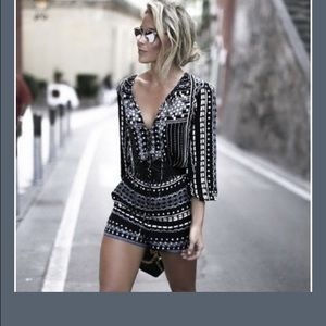 Very cute, and trendy romper. new in package.