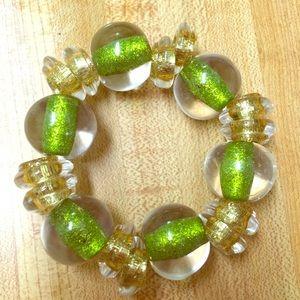 🎀brand new fashion slip on statement bracelet 🎀