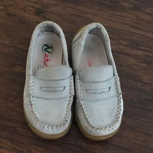 Naturino Other - Light blue loafers size toddler 9