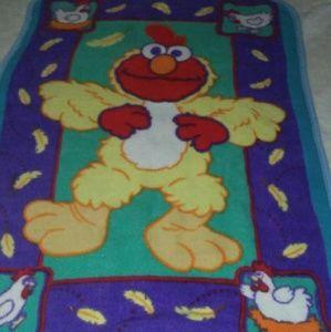 191 Unlimited Other - Kids Elmo Blanket