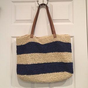 Neutral Summer Bag