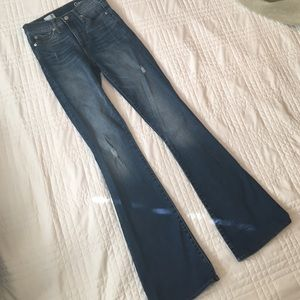GAP Flared Jeans, Resolution Skinny Flare