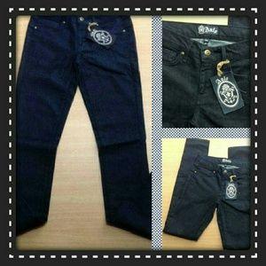 Anlo Denim - Anlo Black Skinny Jeans