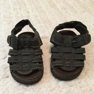 Other - Unbranded Velcro Sandals