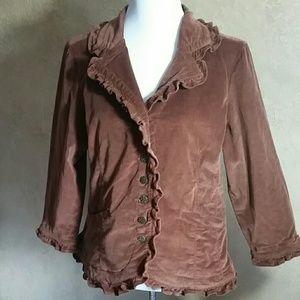 Ami Jackets & Blazers - AMI Corded Jacket