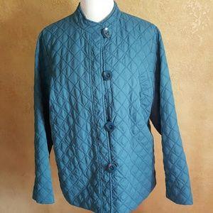 Dress Barn Jackets & Blazers - Dress Barn Quilted Jacket