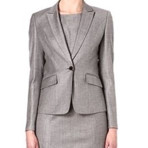 Hugo Boss Jackets & Blazers - 70% OFF! Hugo Boss Power Grey Work Blazer Jacket