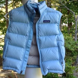 Patagonia Other - Warm and pretty down vest