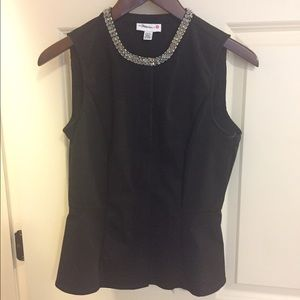 3.1 Phillip Lim for Target Tops - 3.1 PhillipLim for Target sleeveless peplum blouse