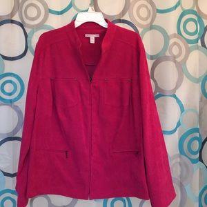 Just My Size Jackets & Blazers - Just My Size jacket 18W