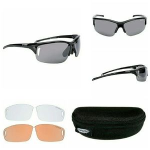 Tifosi Optics Accessories - NEW Tifosi T-I281 Envy Sunglasses,Gloss Black