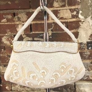 Bags by Joseph White Beaded Purse