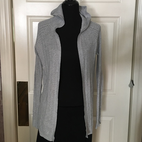 70% off GAP Sweaters - Gap Body hooded cardigan from Sarah's ...
