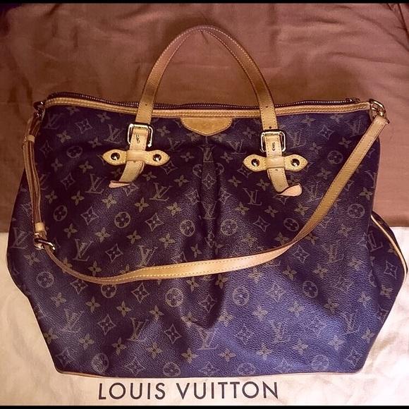 2633f8155f7 Louis Vuitton Bags   Discontinued Palermo Gm   Poshmark