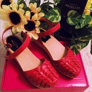 Swedish Hasbeens Shoes - 🎉HP🎉Swedish hasbeens 36