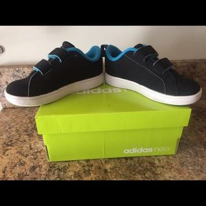 Adidas Shoes - Toddler boys Adidas Neo Velcro sneakers size 8 bcf5f4b6e