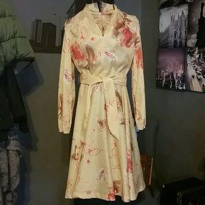 Beautiful Vintage dress: see measurements!