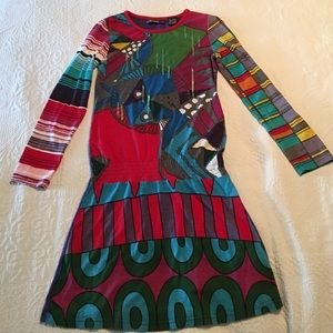 desigual Other - Desigual girls dress