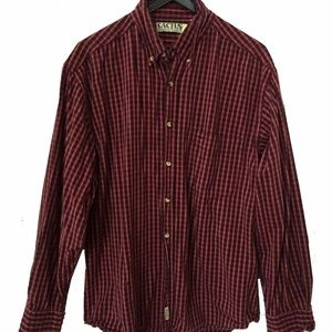 Cactus Other - Cactus Clothing men's L prewashed checker shirt
