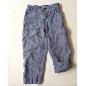 Baby Gap roll pants