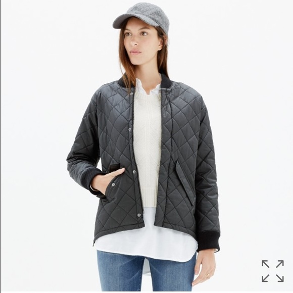 11 Off Madewell Jackets Amp Blazers Quilted Session